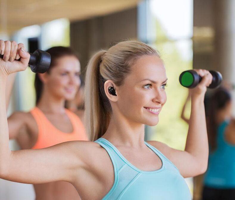 S750 سماعة بلوتوث لاسلكية سماعة في الأذن البسيطة سماعات أذن واحدة سماعة الأعمال الخفية مع حزمة opp 2019 جديد