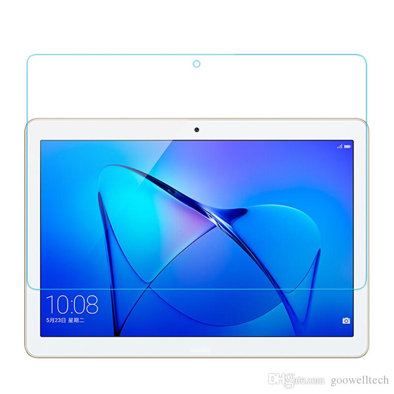 خفف من الزجاج السينمائي لهواوي MediaPad T3 7.0 9.6 بوصة شاشة حامي اللوحي خفف من الزجاج