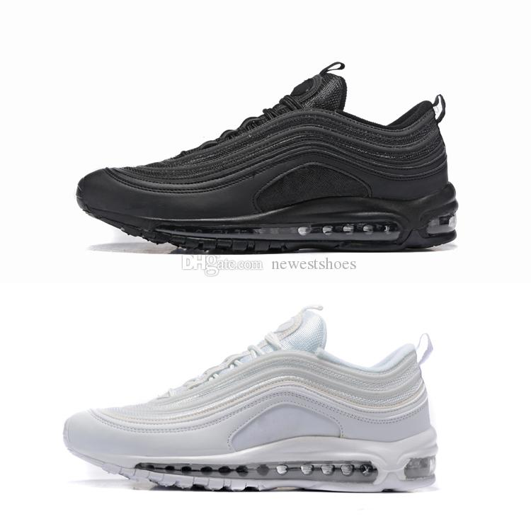 49d45a357e45 Classic Shoes Triple Black White Mens Women Running Shoes For Men Trainers  Designer Shoes Sports Sneakers Size Us 5.5 12 Best Trail Running Shoes Mens  Trail ...