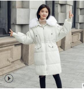 c2eed7f84 HGFS winter jacket women 2018 Winter Female Long Jacket Coat Women Fake Fur  Collar Warm Woman Parka Outerwear Down