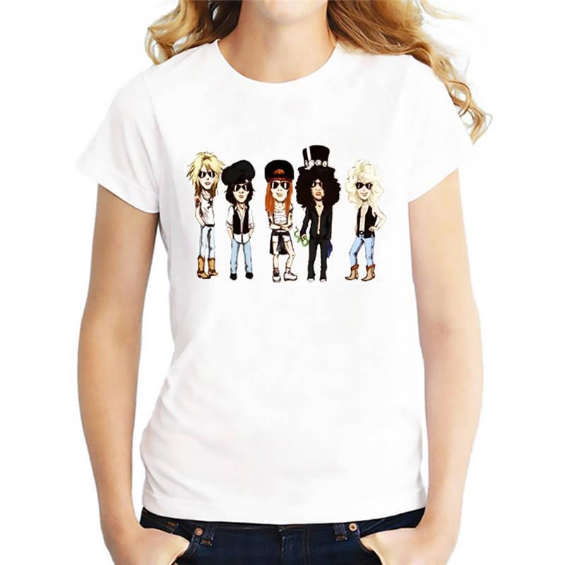72e3c2541 Compre Camisas Estampadas Camisetas Cortas Para Mujer De Kawai De La  Impresión De Las Mujeres Del Cuello Redondo A  10.89 Del Teecomeshirt