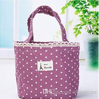 Öğle Konteyner Çanta Piknik Bento Kılıfı Çanta Termal Yalıtımlı taşınabilir Serin Çanta Öğle Kılıf Kutusu çantası