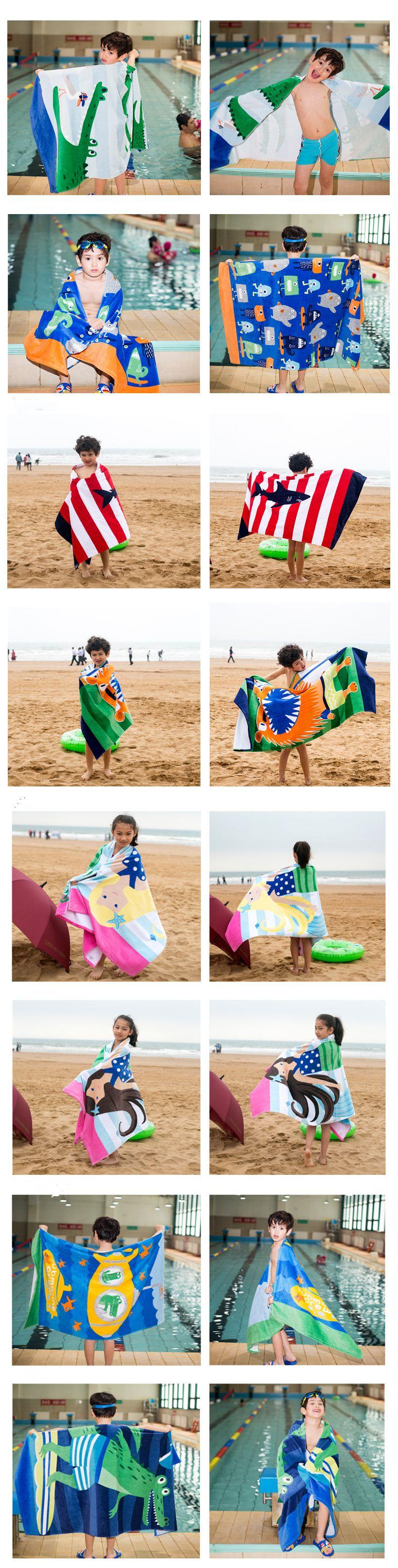 160 * 80 СМ Пляжное полотенце письмо животных дизайн из микрофибры плавательный одеяло женские плавки печать взрослых Дети хлопок на открытом воздухе банное полотенце LC878