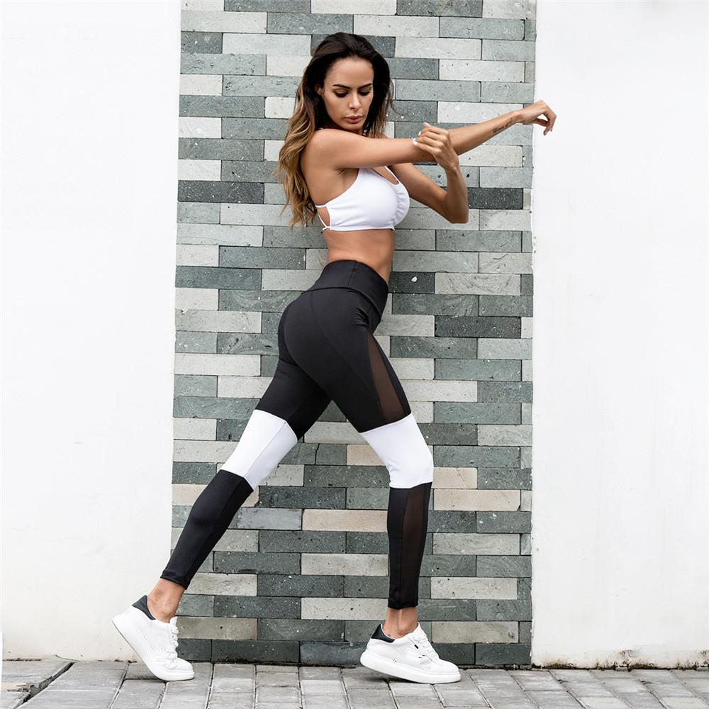 2019 Workout Clothes Gym Legging Fitness Clothing Women Sweatpants