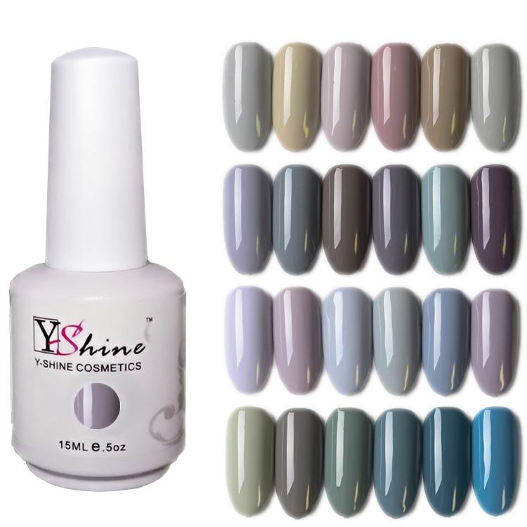 15ml Beauty Supplier Provide Private Label High Quality Uv Led