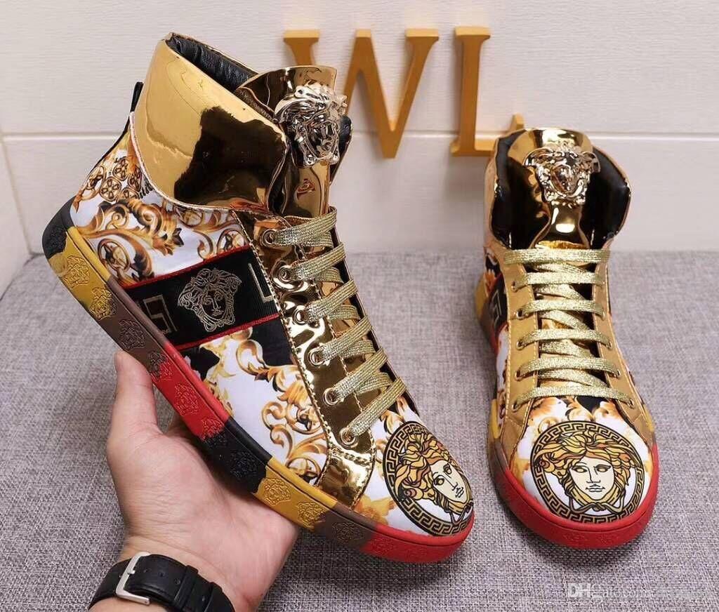 155963d25990 2018 Newest Mens Designer Shoes Luxury Brand Designers Short Boots ...