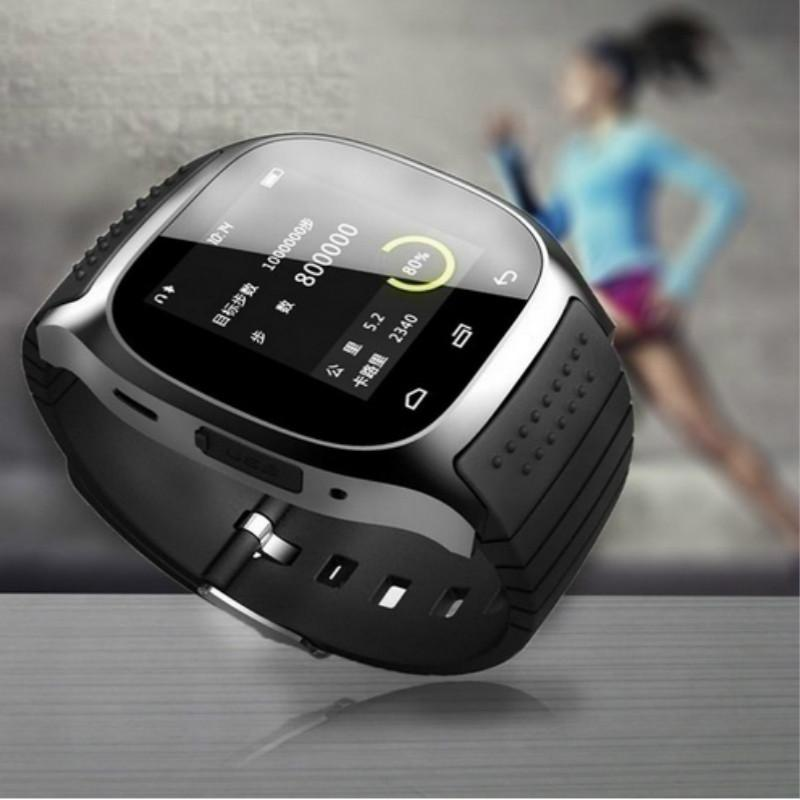 New arrival M26 Bluetooth Smart Watch Mobile Phone Watch Dial Phone Alarm Clock One-function Android Watch