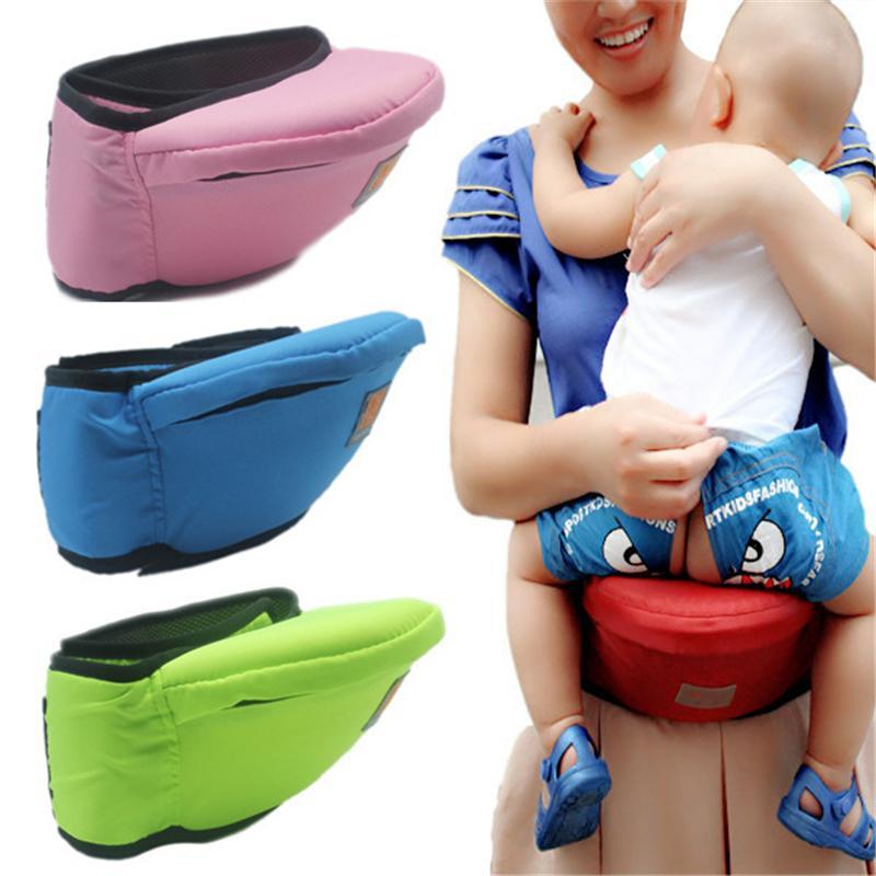 Infant Carrier Seat >> Baby Carrier Baby Waist Seat Infant Hip Seat Energy Saving Anti Slip Carrier Soft Sling Hold Waist Belt Backpack