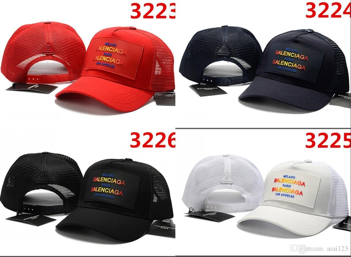 2018 European And American Style Luxury Cap Brand Hat Best Quality ... 5f827e309c8