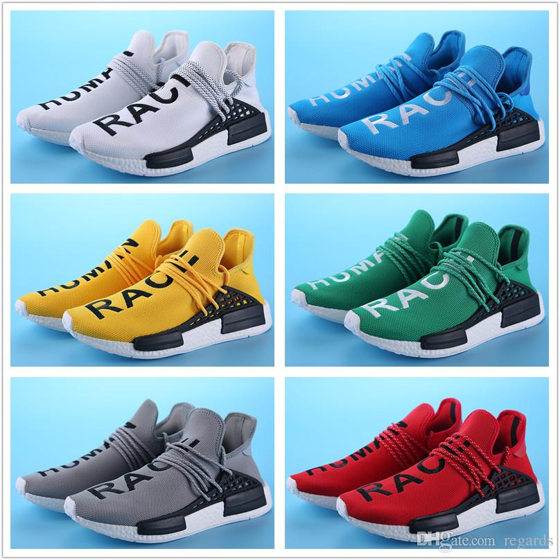 free shipping genuine pay with visa cheap price 2018 Wholesale Human Race NMD Boost Casual Shoes Cheap Men Women Jogging Shoes High Quality Outdoor Training Size US 5-11.5 buy cheap low cost 02FrdD