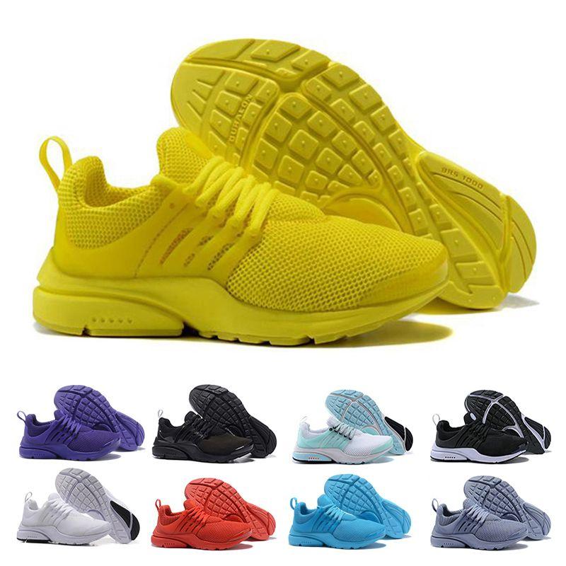 hot sale online 9bac8 c0df7 Acquista Air Presto 5 BR QS Uomo Donna Sneaker Tripel Nero Bianco ...