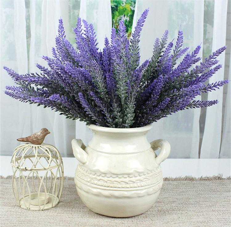 Online Cheap Wholesale Provence Lavender Flower Silk Tomentum ...