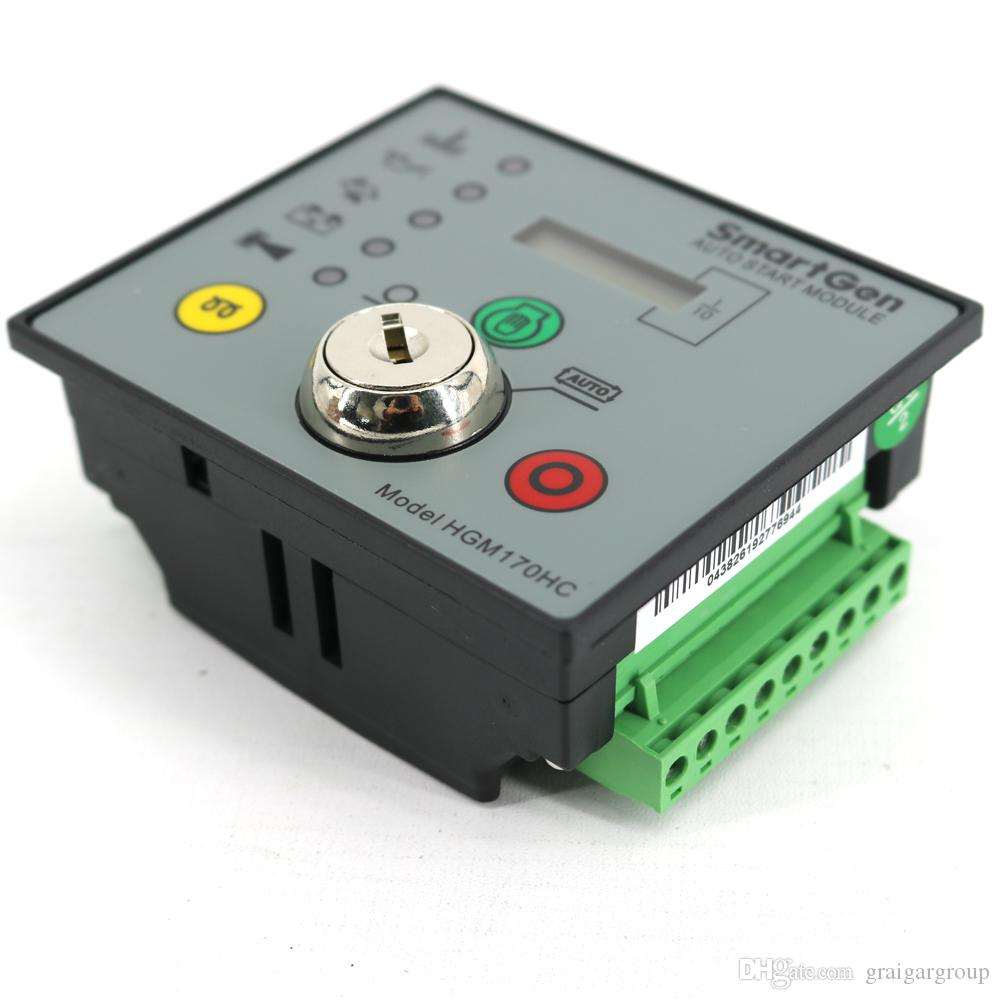 Smartgen Generator Controller DC Supply:8 to 35 V Continuous HGM170HC Automatic Engine Control Module