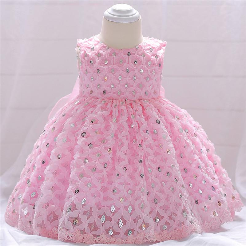 2019 Newborn Girl Baptism Dress Costumes Baby Girls Princess Dresses 1st Birthday Tutu Kids Party For Clothes From Benedicty