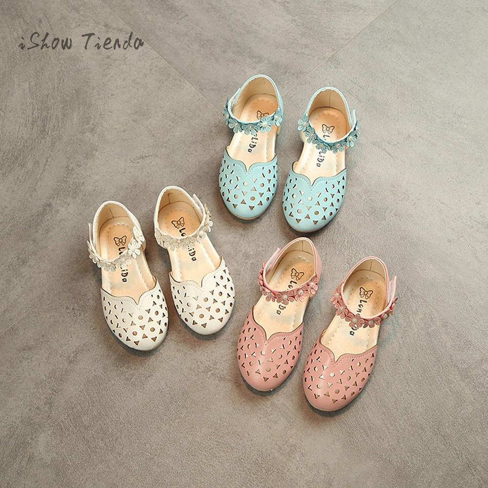 4b2e064f79f14 Baby Sneaker Children Shoes Sandal Girl Casual Kids Sandale Fille Floral  Leather Pricness Shoes Mini Melissa For Girls Kid Shoes Online Baby Boys  Shoes From ...