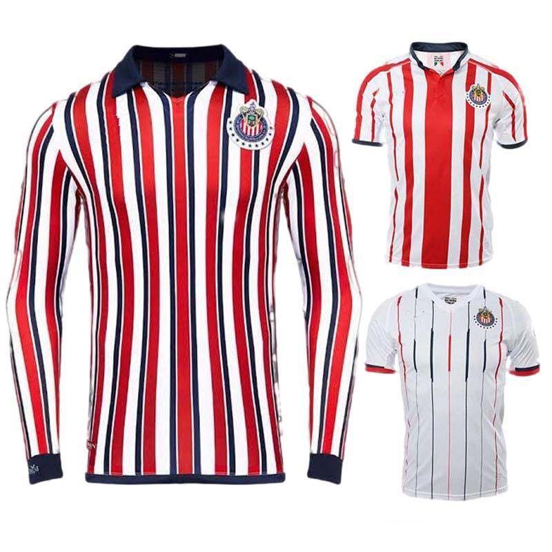 2019 Top Quality 18 19 Chivas Soccer Jerseys 2019 Cub Deportation  Guadalajara Football Shirts BRAVO O.PINEDA Futebol Camisa De Jerseys From  Roysoccerjersey 3f8948c41