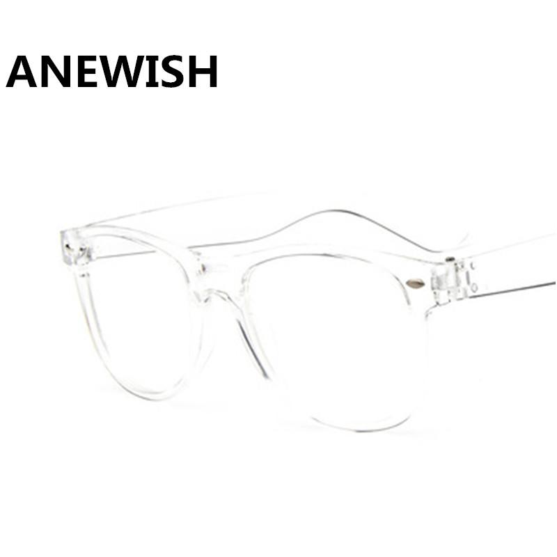 9baf1d42ff 2019 Fashion Women s Glasses Transparent Square Frames Retro Female  Eyeglasses Men s Optics Computer Eyewear Oculos De Grau Femininos From  Haydena