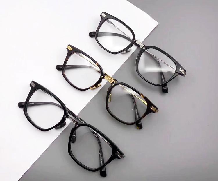 317a4486028 Luxury Brand Women Retro Vintage Reading Eyeglasses Frame Men ...
