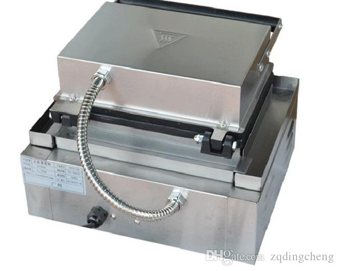 Kostenloser Versand 2 Stück / Los 110V-220V Mais-Form-Lolly Waffel-Hersteller lolly Waffel-Stick