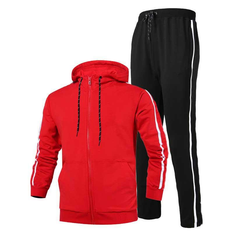 f180802152 Designer Tracksuit Spring Jogger Sport Casual Unisex Sportswear AD Brand  Track Suits High Quality Hoodies Mens Clothing S-3XL