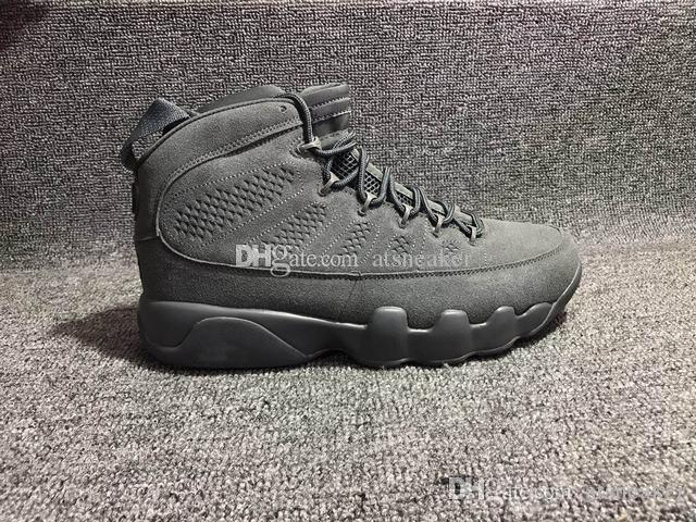bf8df2a190b1 Mens High Quality 9 2018 Basketball Shoes For Sale Black Wheat Olive Green  And Grey 9s Discount Shoes Online Latest Shoes From Atsneaker