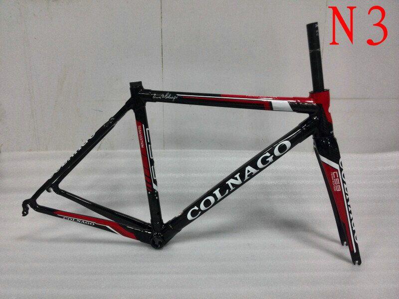 Colnago C59 frame carbon frameset road bike Frame carbon bicycle black color design frameset high quality