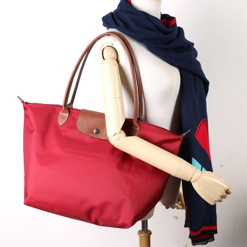 7377093efe0c 2018 Fashion Brand Women Bags Shoulder Bags Designer Handbags Casual  Leather Nylon Waterproof Tote Beach Bags Bolsas Feminina Handbags For Women  Mens ...