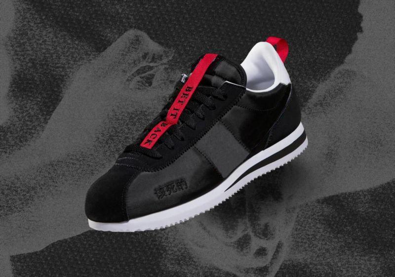 1e4f5ccc41d Kendrick Lamar X Cortez Kenny III 3 Damn Running Shoes Men Women Bet It  Back Black White Red Sneakers Sneakers Men Buy Shoes Online From Sportscc