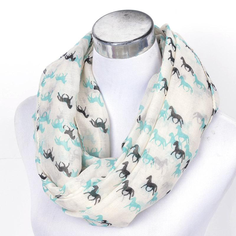 acc18d4d89a JEOULY Brand Women Infinity Scarves New Hot Autumn And Winter Lady Fashion  Scarf Women Bali Chollima Animal Print Ring Scarfs Lady Infinity Scarf  Winter ...