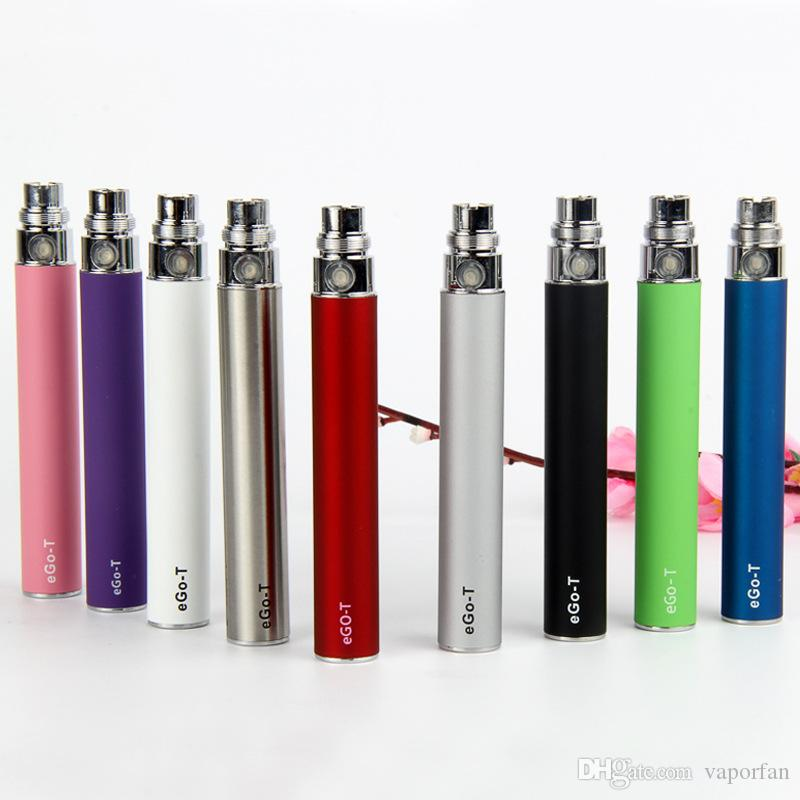Ego T 510 Battery Vape Pen Ego Thread Battery 1100mah 900mah 650mah