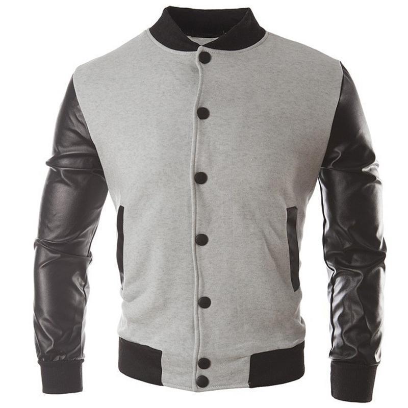 Baseball Garçon Black Jacket Trend Acheter Hommes College New w04ICqa