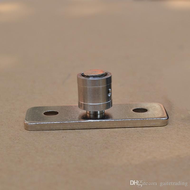 6 parça ahşap kapı makarası sürgülü kapı taşıyan bulucu asılı kasnak stoper yönetmen mili donanım uydurma Damperi Kılavuz Mili