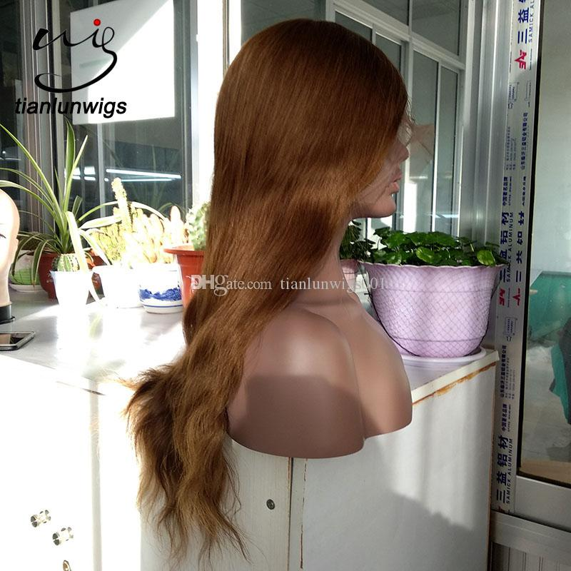 150% density peruvian full lace human hair wig #cheap price natural looking indian women hair wig lace front wholesale