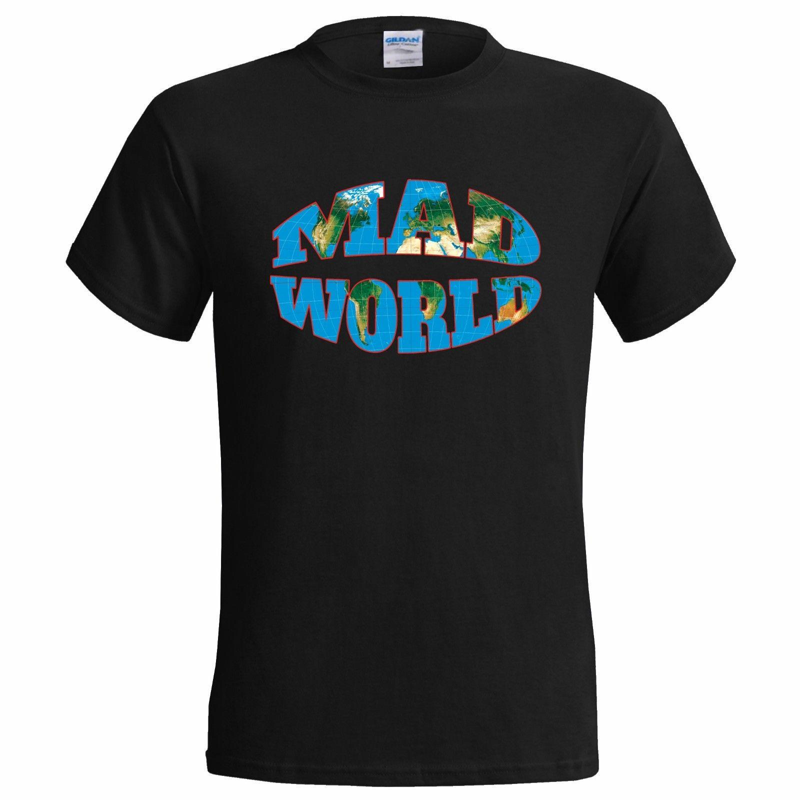 822506fc49f MAD WORLD DESIGN MENS T SHIRT MAP TRAVEL HOLIDAY GLOBE EARTH TRAVELLER  PRESENT White Black Grey Red Trousers Tshirt T Shirt Printing Shirts From  ...
