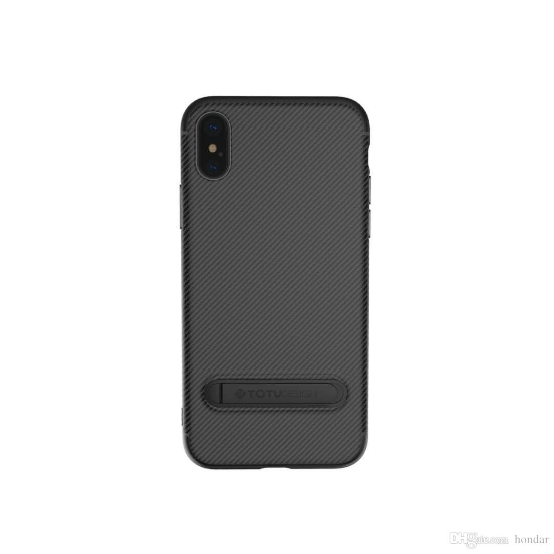 size 40 b2c93 9d1a4 Latest TOTU Slim Cover for Iphone x cover Carbon Fiber mobile case Soft TPU  For Galaxy S9 S9 phone case
