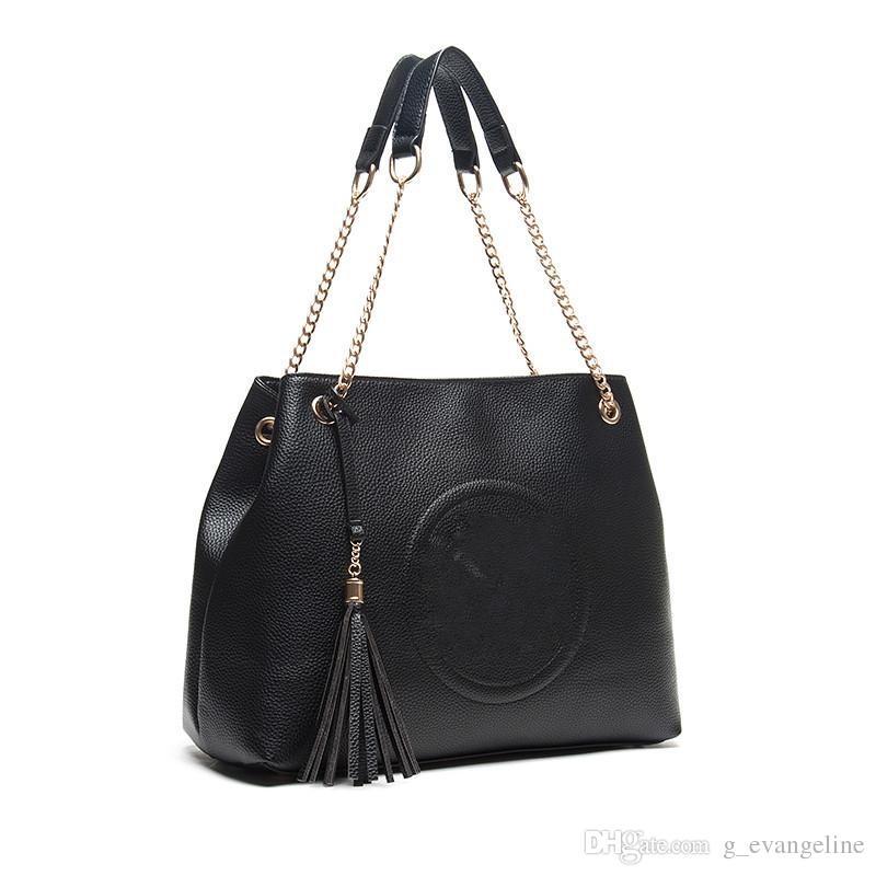 2019 europa e a grande capacidade de moda bolsa de ombro único nova marca bolsa das mulheres de luxo decoração marca mulheres messenger bag
