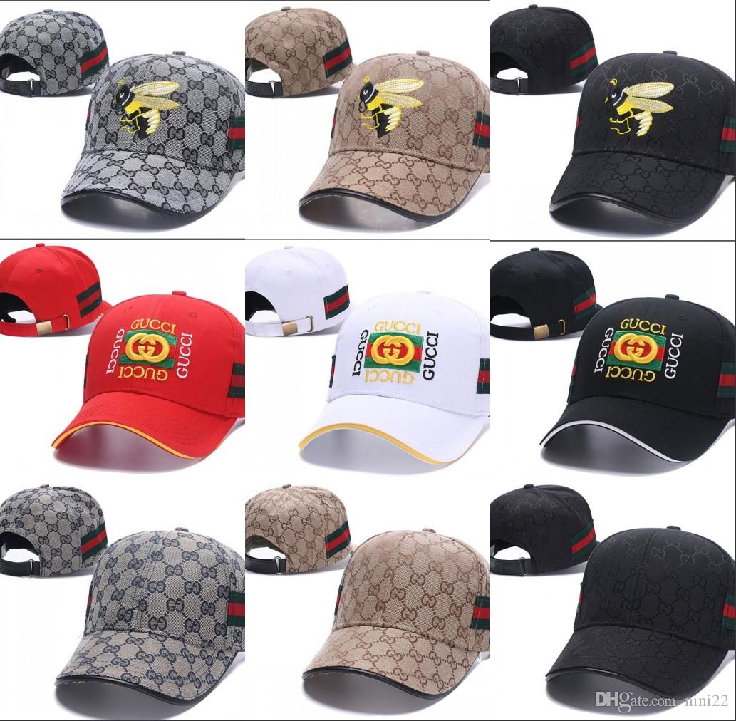 New Arrivals Luxury Cap Women Men Baseball Caps Polyester Adjustable ... 054e500558a1