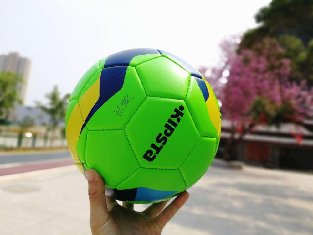 Compre Genuino Decathlon Kipsta F500 Verde Sandever Pelota De Fútbol Playa  Al Aire Libre Verano Verde Material Suave Pelota De Fútbol Resistente Al  Desgaste ... 55d1a899aac18