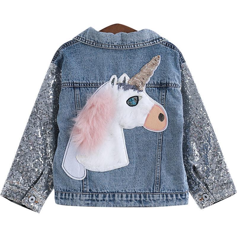 0ec8d3c4f Teenager Baby Girls Jackets Coats Autumn Solid Cotton Cartoons ...