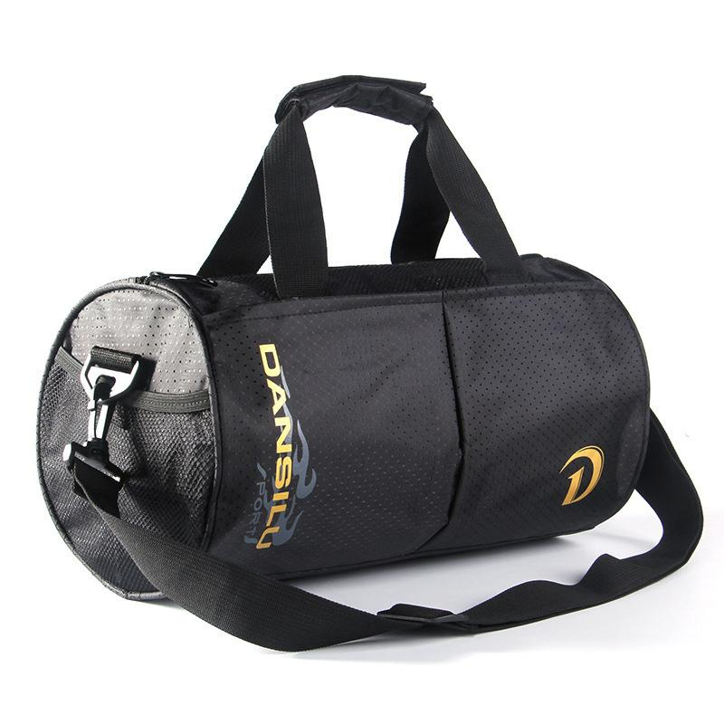 6bc02299d51 2019 2017 Nylon Waterproof Mini Sports Gym Bag For Women Men For The Gym Bag  Men Nylon Material Sports Portable Bags 35 19 19cm From Gqinglang, ...