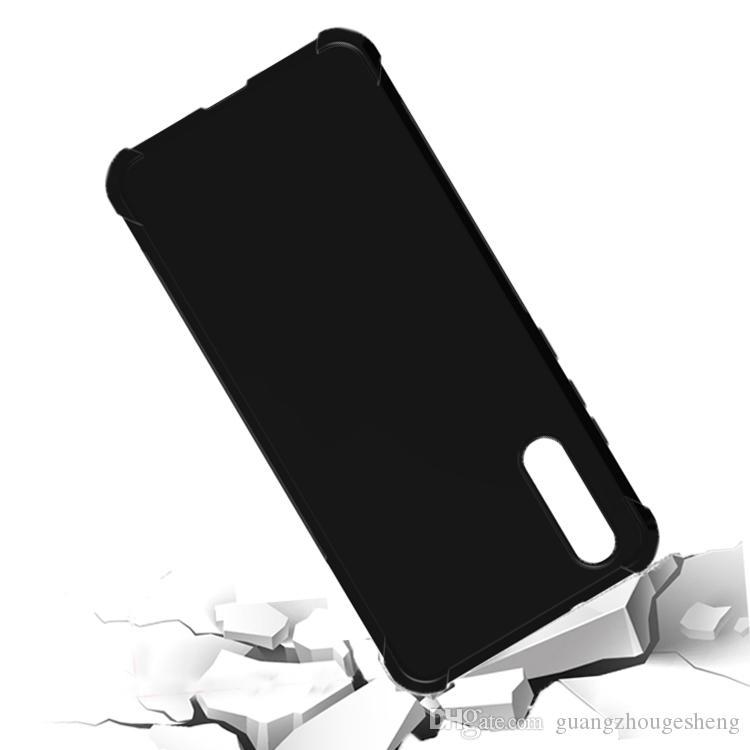 Capa Para Huawei P20 Maimang 9 Anti batida suave Gel TPU telefone tampa protetora 2018 New Hot venda