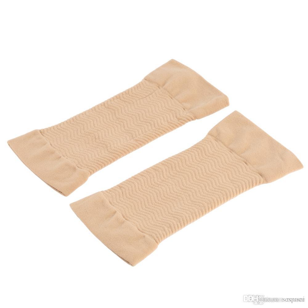 - Dünne Unterarme Hände Shaper Fett Verbrennen Gürtel Compression Arm Abnehmen Ofenrohr 23-27cm Einstellbare Preisnachlass