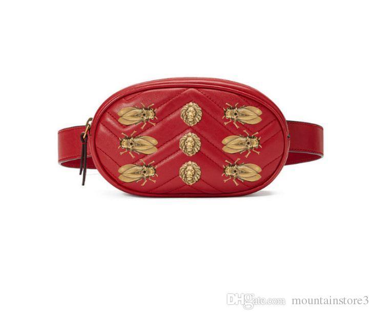 High Quality Luxury Handbag Women Bags Designer Waist Bag Fanny Packs  Lady S Belt Bags Women S Famous Brand Chest Handbag Shoulder Bag Purse  Fashion ... 3e6d00f0589ab