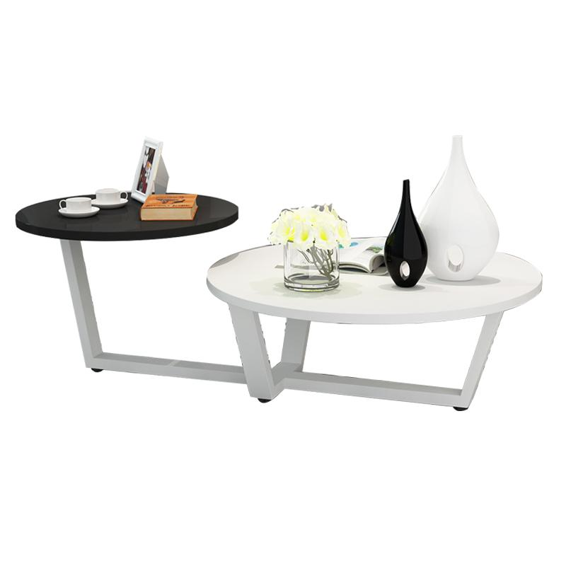 2019 Living Room Round Creative Modern Small Round Table North Europe Tea  Table Simple Small Apartment Combination Mini Table Several Wholesale From  Seth626 ...
