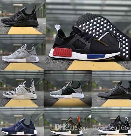 b09d688ec7fa9 Nmd Runner 3 Iii Xr1 X Duck Camo Camouflage Running Shoes For Men Women