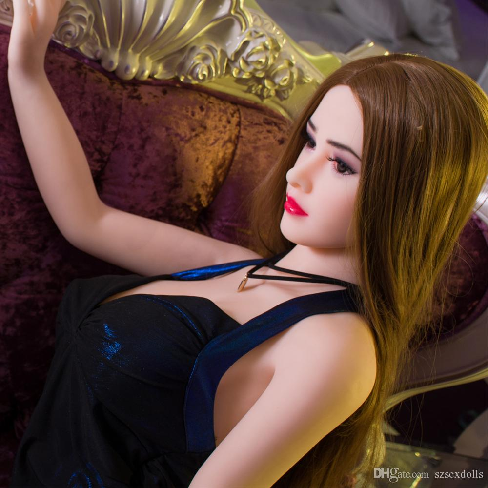 Real Sex Dolls 148 Big Breast Silicone Love Dolls Skeleton Sexy Toys for Men Vagina Pussy Realistic full body