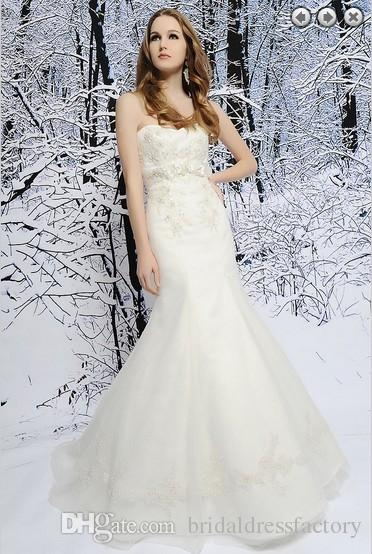 thermal imager 2018 new fashion white long sweetheart Mermaid wedding Dresses with jacket detachable belt bridal gown beaded