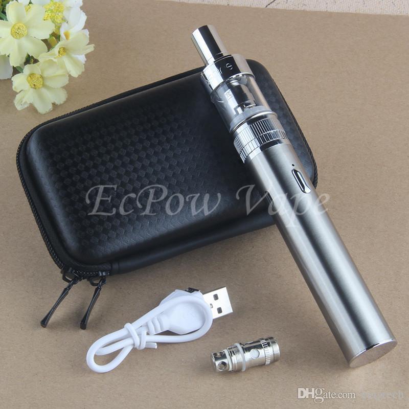 MOQ TVR30 Vaporizer Starter Kit Vape Mod Ecig .5 ohm Atomizer Come With Replacement Coil Hugh Vapor Vaping Ecigarettes