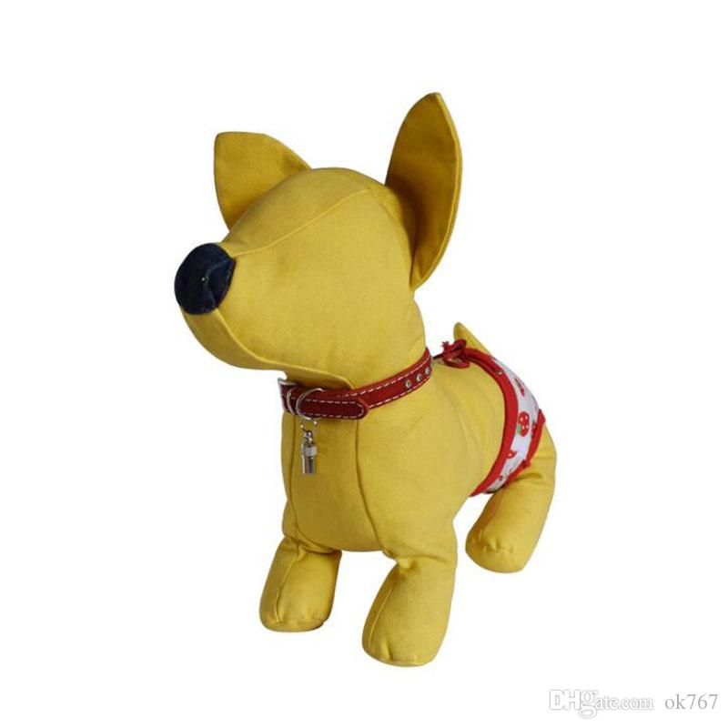 Wholesale- Pet Dog Cat Mini ID TAG Anti lost Name Address Label Identity Barrel Tube Collar Hot sale