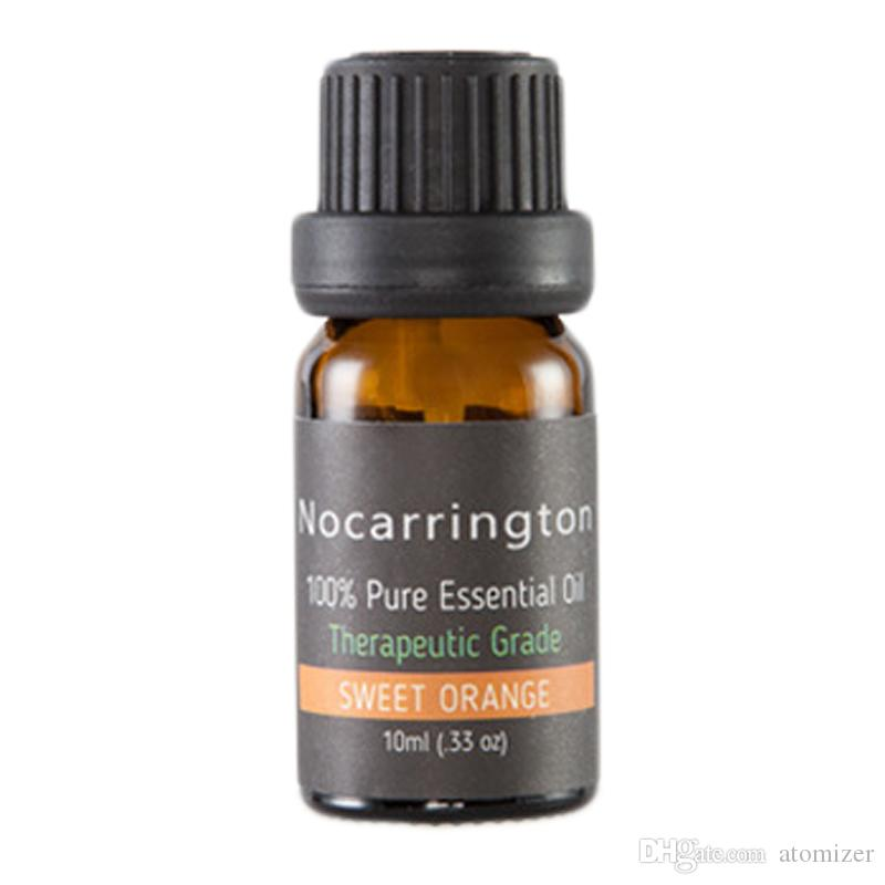 In Stock Nocarrington Beauty Aromatherapy Top 6 Essential Oil 100% Pure & Therapeutic Grade - Basic Sampler Gift Set & Kit 3006064